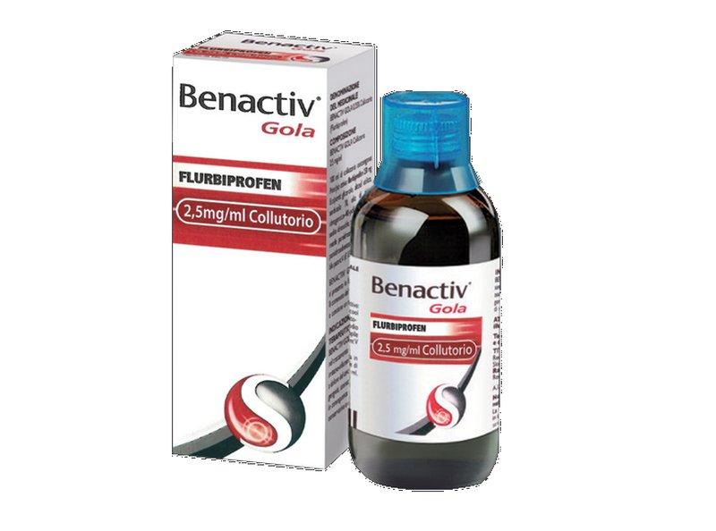 farmaci antinfiammatori non steroidei flurbiprofene